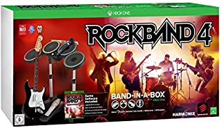 Rock Band 4 Band in a Box Software Bundle [Xbox One] by Mad Catz [並行輸入品]