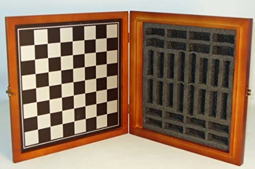 15.5 Cherry Stained Chest by WW Chess