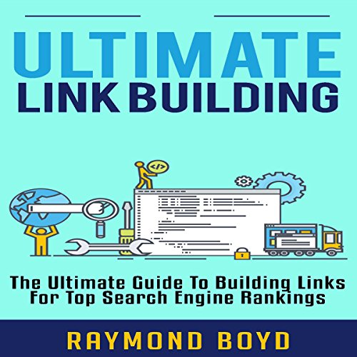 Ultimate Link Building audiobook cover art
