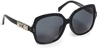 Moschino Square Sunglasses for Women - Grey Lens