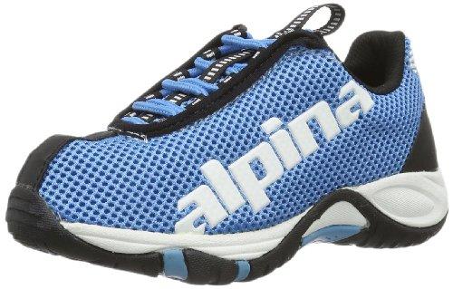 alpina Unisex-Kinder 680274 Trekking- & Wanderhalbschuhe, Blau (blau 5), 33