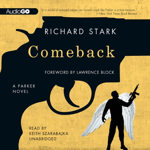 Comeback cover art