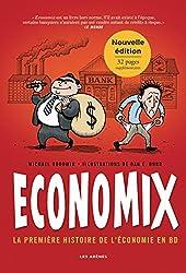 livre Economix : la première histoire de l'économie en BD (2e édition)