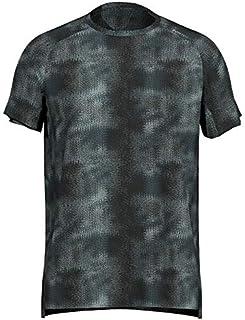 7c1ed8acf77862 Domyos FTS 120 Cardio Fitness T-Shirt - Mottled Grey