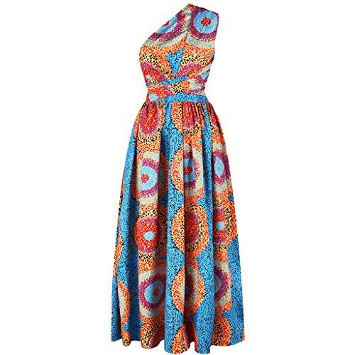 Shenye Frauen Druck Unregelmäßige große veränderbare Kleid Ballkleid Sexy & Club Empire Vintage Cocktailkleid V-Ausschnitt Damen Abendkleider Lange Chiffon Floral Brautjungfer Kleid Brautkleider