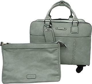 Simply Noelle Braided Roller Bag