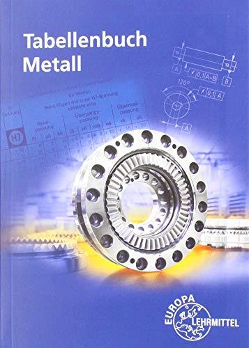 Tabellenbuch Metall XXL CD: Tabellenbuch, Formelsammlung und CD Tabellenbuch Metall 9.1