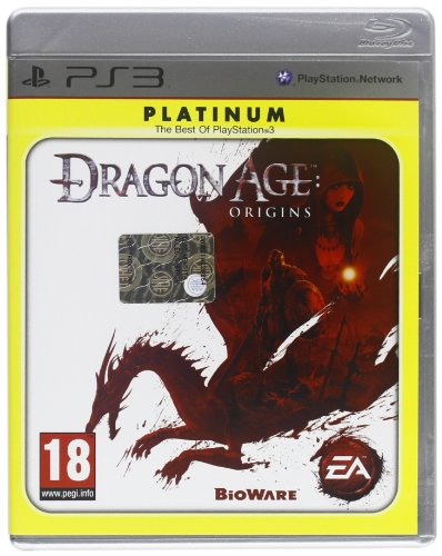 Electronic Arts - EAI03807434 - PS3 Dragon Age Origins Platinum