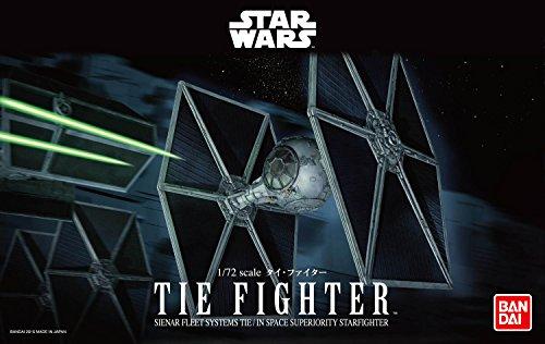 Revell REV-01201 Disney Star Wars TIE Fighter Darth Vader Toys, Mehrfarbig, 1/72