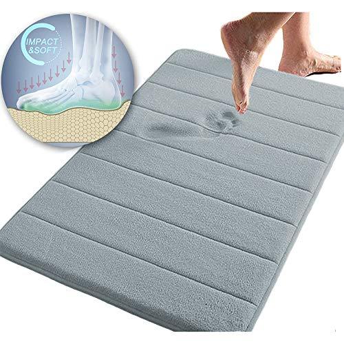 Le tapis de bain à mémoire de forme Pinacis