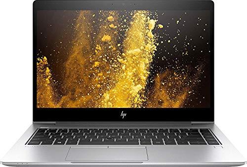 2019 HP Elitebook 840 G5 14' Full HD FHD Business Laptop (Intel Quad-Core i7-8550U, 16GB DDR4, 512GB PCIe NVMe M.2 SSD) Fingerprint, Backlit, Thunderbolt, B&O Audio, HDMI, Windows 10 Pro