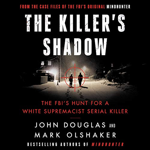 The Killer's Shadow audiobook cover art