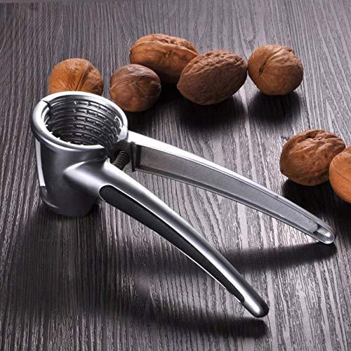 N-B Clip de Nuez de Embudo de aleación de Zinc Engrosado, Clip de Nuez Multifuncional Creativo, Pinzas para Tuercas, Herramientas de Cocina para pelar