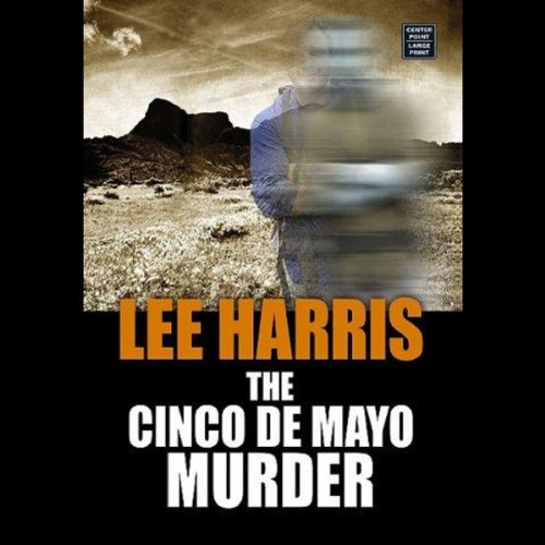 The Cinco de Mayo Murder audiobook cover art