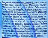 Mini Mentos Mint Classic, Eimer mit 120 Rollen Kaubonbons, Aufbewahrungsbox Minz-Dragees, Pfefferminz-Geschmack - 5