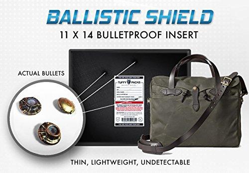 Entfernbare kugelsichere Körperrüstung. NJ Level IIIa derzeit höchste persönliche Sicherheit, wird den Benutzer gegen alle halbautomatischen Schüsse einschließlich 44 Magnum schützen.