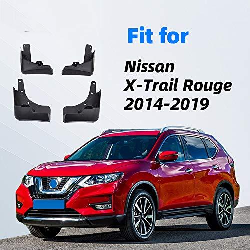 unknow , Für Nissan X-Trail Rouge T32 Set Geformte Auto Schmutzfänger 2014-2019 2016 2017 Xtrail...