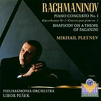 Concerto Piano 1/Rhaps Paganini