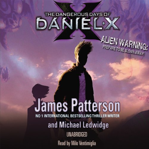 The Dangerous Days of Daniel X (Adullt Edition) audiobook cover art