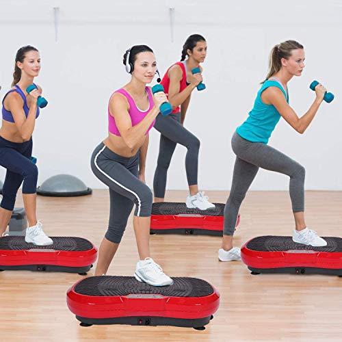 MVPower Fitness vibration plate