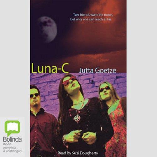 Luna-C audiobook cover art