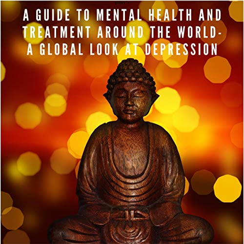 『A Guide to Mental Health and Treatment Around the World』のカバーアート