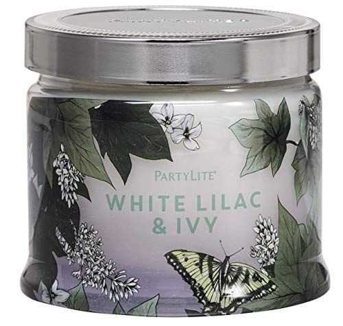 Ivy & Lilac 3 Wick Candle