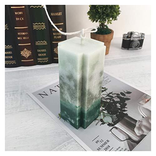 HONGTAI Handmade-Kerze-Form-Plastik Herstellung Wachsformen Kerzenherstellung Modell Handwerk Handwerk