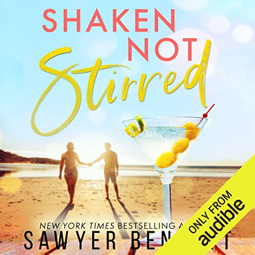 Shaken, Not Stirred audiobook cover art