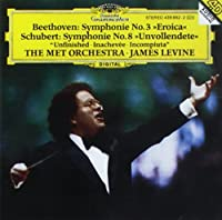 Beethoven: Symphony No. 3 - Eroica / Schubert: Symphony No. 8 - Unfinished,d.759