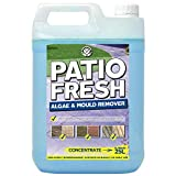 GardenersDream Patio Cleaner 1 x 5L – Outdoor Algae & Mould Remover for Fencing Decking Patios Outside Areas 5 Litre Bottle Pet Dog Cat Safe Just Simply Spray Solution (Concentrate)
