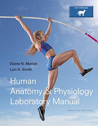 Human Anatomy & Physiology Laboratory Manual, Cat Version Plus Mastering A&P with eText -- Access Ca