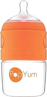 PopYum 5 oz Anti-Colic Formula Making/Mixing/Dispenser Baby Bottle