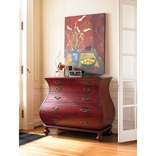 Hot Sale Hooker Furniture Adagio Red Bombe Chest