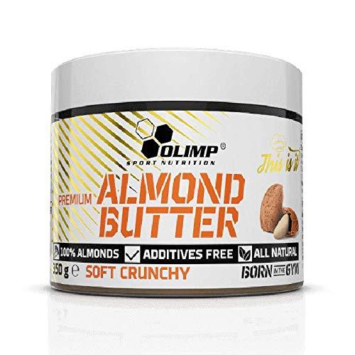 Olimp Almond Butter 350g Soft Crunchy