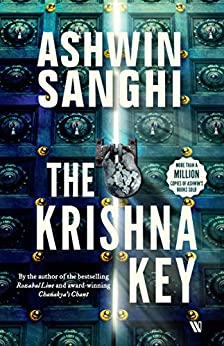 The Krishna Key by [Ashwin Sanghi]
