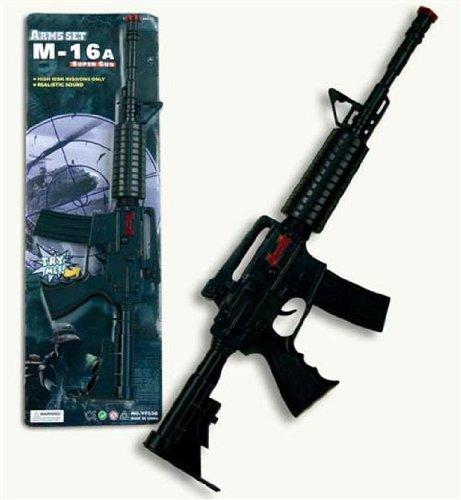 Nick and Ben Spielzeug-Gewehr Ratter Sound Spielzeug-Pistole Waffe