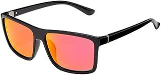 Men Sunglasses - Men Polarized Goggles for Driving, UV400 Square Male Sunglasses