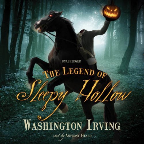 The Legend of Sleepy Hollow copertina