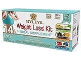 Hyleys Tea New 14 Days Weight Loss Kit - 42 Tea Bags (Gmo Free, Gluten Free, Dairy Free, Sugar Free & 100% Natural)