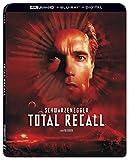 TOTAL RECALL 30TH ANNIVERSARY 4K + BD + DGTL [Blu-ray]
