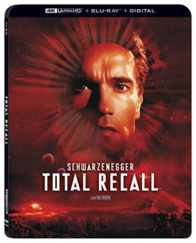 Total Recall (30th Anniversary) [4K + Blu-ray + Digital]