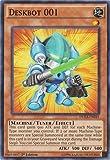 YU-GI-OH! - Deskbot 001 (DUEA-EN045) - Duelist Alliance - 1st Edition - Common