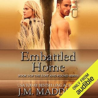 Embattled Home audiobook cover art