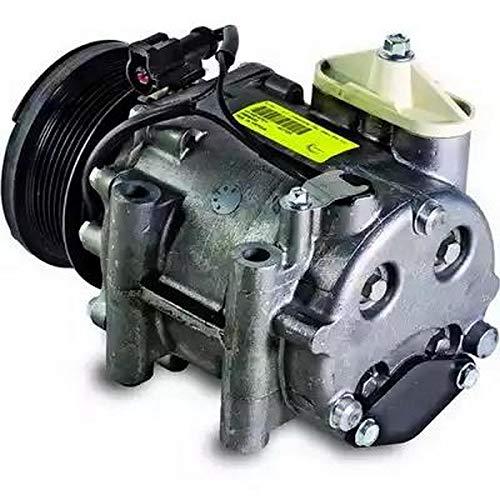 Klimaatcompressor 9145374927841 EcommerceParts voor fabrikant: Genuine, compressor-ID: SCROLL, riemschijf Ø: 107 mm, aantal vleugels: 6, spanning: 12 V