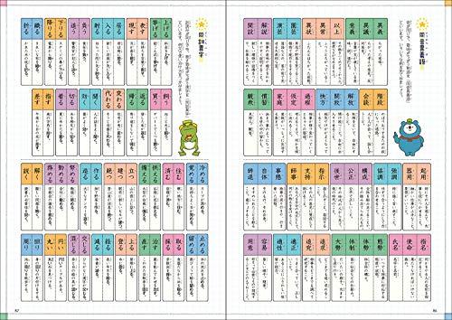 学研プラス『小学6年分の漢字をたった7日で総復習』