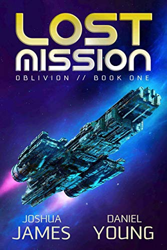 Book Cover for Lost Mission