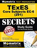 TExES Core Subjects EC-6 (291) Secrets Study Guide: TExES Test Review for the Texas Examinations of Educator Standards