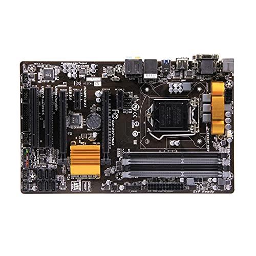 YLYWCG Placa Base de computadora Apta para Placa Base de Escritorio Gigabyte GA-Z97-HD3 Z97-HD3 para Placa Base Intel z97 lga 1150 i3 i5 i7 ddr3 sata3 32g ATX