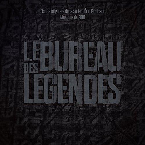 Le bureau des légendes (Bande originale de la série)